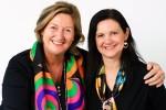 Anne-Mette Rasmussen & Gitte Hornshøj