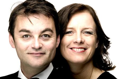 Jette Torp & Claus Pilgaard