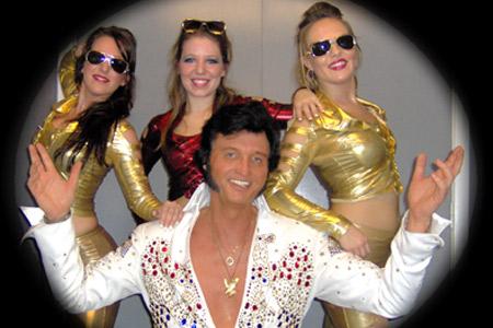 King Memphis Elvis Show