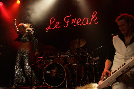 Disco bandet Le Freak