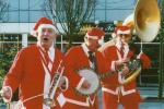 Jul med New Orleans Swing Band