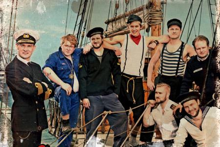 De Glade Sømænd