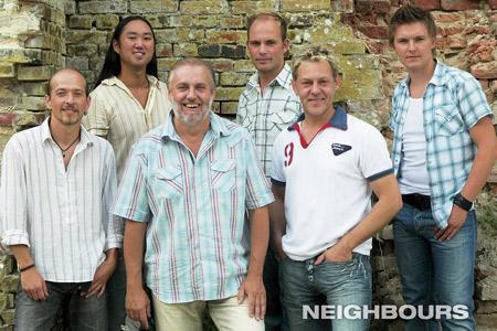 Neighbours - Helge Engelbrecht